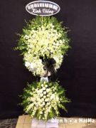 Đặt vòng hoa đám tang ở HCM