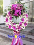 Đặt vòng hoa đám tang tại tphcm sang trọng