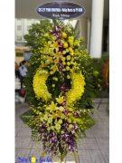 Đặt vòng hoa đám tang tại hà nội toàn bộ hoa tươi