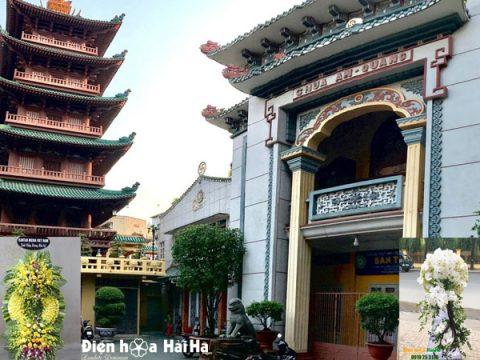 Mua vòng hoa tang lễ Quận 10 Hồ Chí Minh