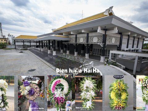 Mua vòng hoa nhà tang lễ thành phố Hồ Chí Minh mới An Lạc Quận Bình Tân