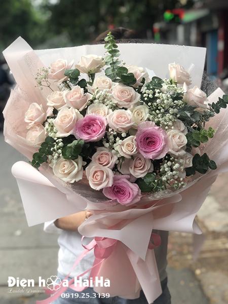 Bó hoa sinh nhật đẹp