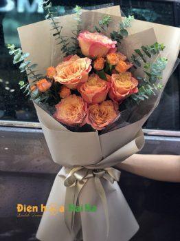 Ý nghĩa số lượng hoa hồng 6 bông