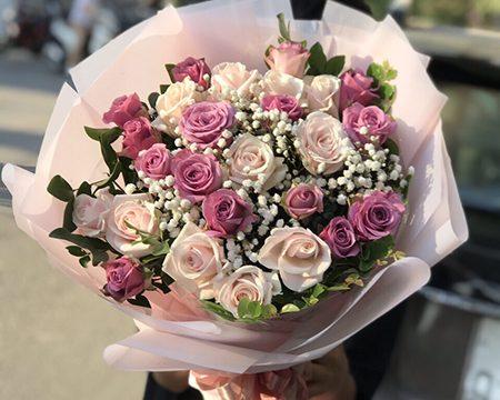 Tặng hoa gì trong ngày lễ tốt nghiệp bạn, người thân, bạn gái?