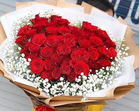 Sinh nhật vợ nên tặng hoa gì để vợ cảm thấy hạnh phúc?