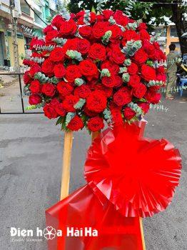 Mừng khai trương nên tặng hoa gì hồng phát tấn tới phát triển bền vững