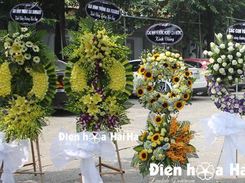 Đặt vòng hoa đám tang tại huyện Củ Chi nhanh chóng – nhiều mẫu mã đẹp